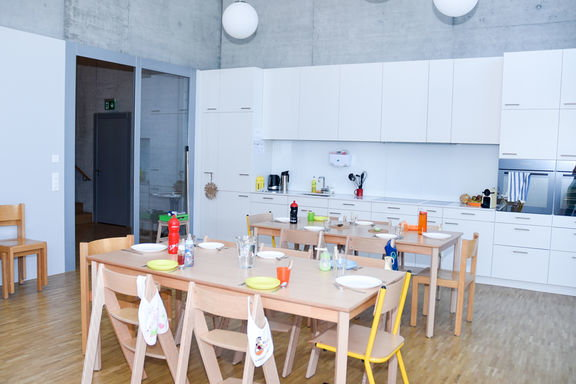 fotogalerie kita waldfee standort im zentrum. Black Bedroom Furniture Sets. Home Design Ideas